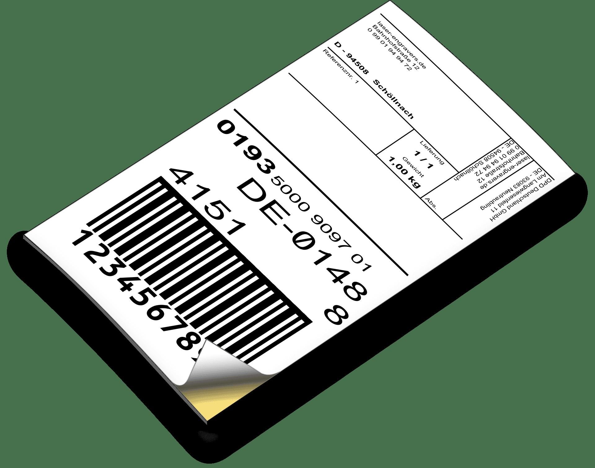 Impresoras de etiquetas y consumibles.