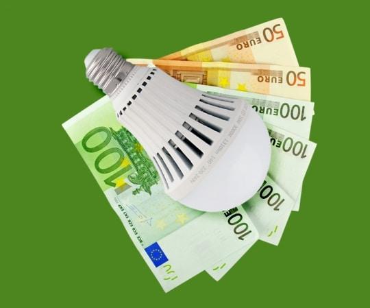 ahorrar en la factura electrica con la iluminacion led