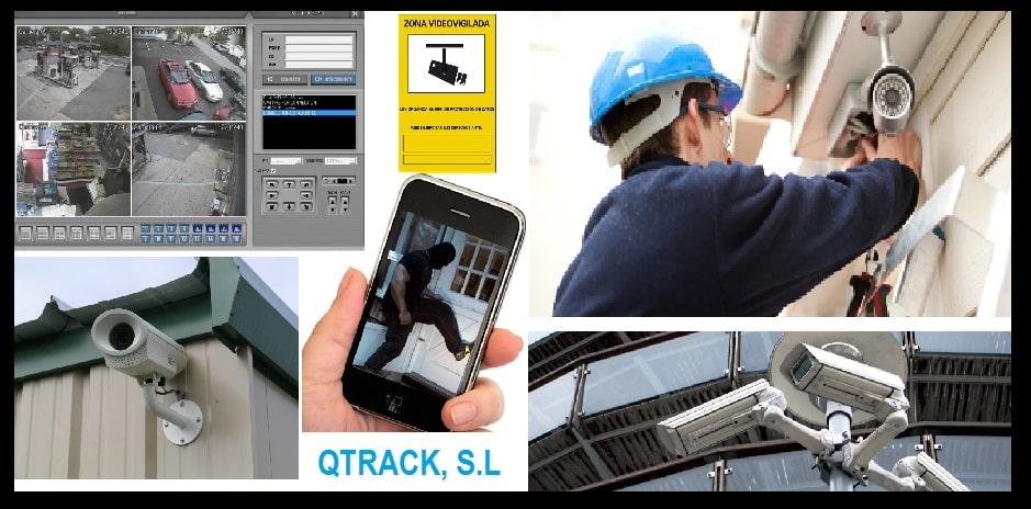 Qtrack sistemas de Vídeo Vigilancia y seguridad