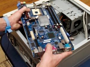 Reparacion de ordenadores de escritorio y portatiles