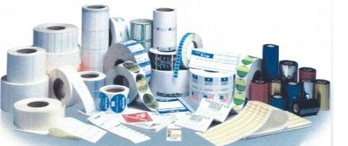 Consumibles, Ribbon y etiquetas