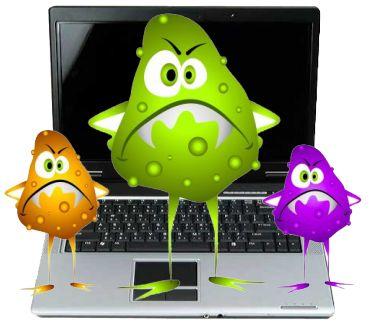 limpieza de virus y troyanos