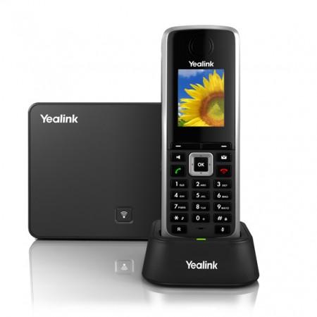 w52p telefono y base yealink 2