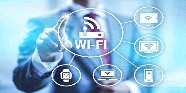 Instalaciones de enlaces zonas de cobertura wifi