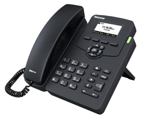 Telefono sip akuvox sp-r50p